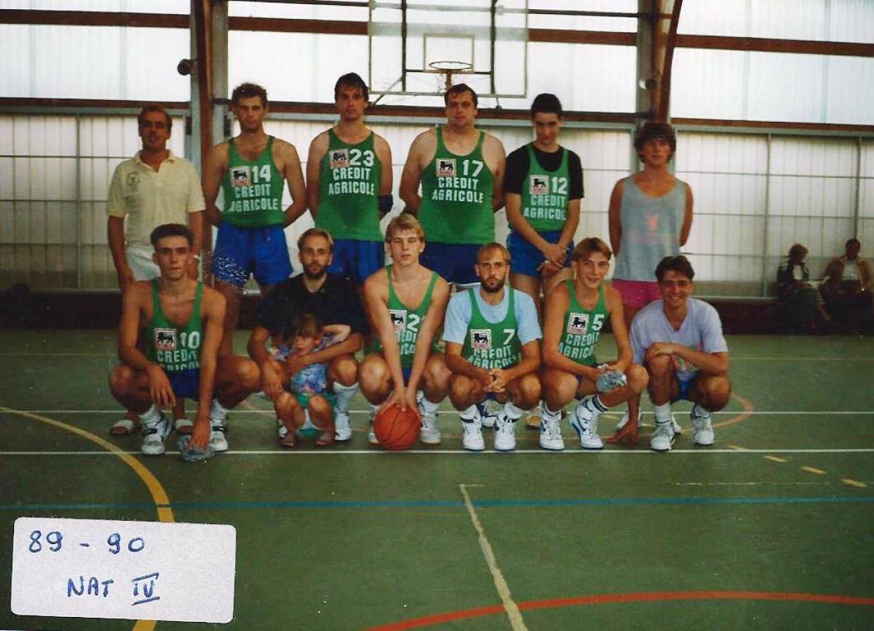 Nationale 4 1989 - 1990