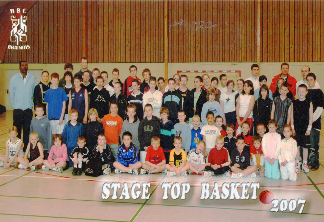 Stage Top Basket 2007